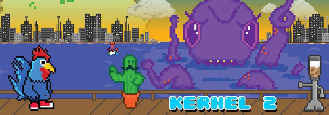 Kernel 2: Dimitri's Revenge (OST)